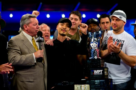 WPT on FSN $25,000 Championship Part III: Rheem Gets Swagger Back in Season XI Finale
