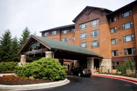 В Rocky Gap Casino Resort в Мэриленде начнут проводиться игры...