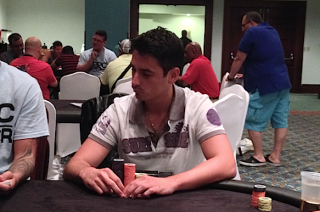 2013 PPC Aruba World Championship Day 1b: Merda Tops; 16 More Advance