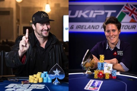Vanessa Selbst Wins UKIPT £2,000 High Roller; Phil Hellmuth Takes Down EPT London OFC