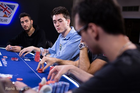 Robbie Bull Takes the UKIPT London Main Event by the Horns and Wins £113,405