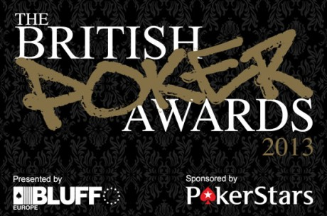 Have You Cast Your Vote in the 2013 British Poker Awards?