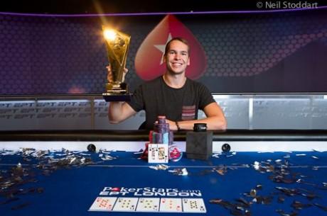 Мартін Фінгер виграв турнір суперхайроллерів за £...