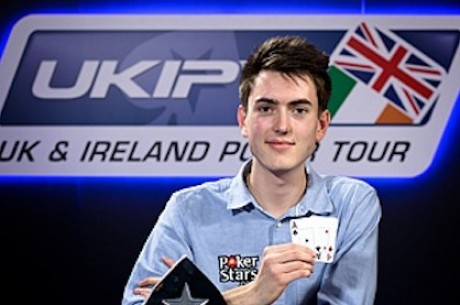 Robbie Bull Wins UKIPT London Main Event for £113,405