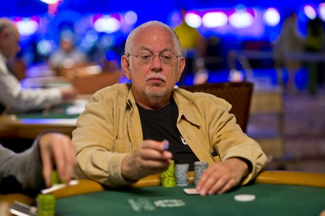 Lyle Berman Inducted into the Minnesota Poker Hall of Fame at Canterbury Park Card Casino