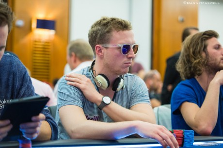 PokerStars.com EPT London Main Event Day 1b: Maximilian Senft Emerges as Chip Leader