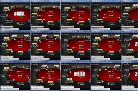 To PokerStars ανακοινώνει το Carnival of Tournaments