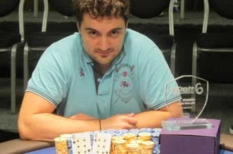Andrija Cvetković je Pobednik DPM VI High Rollera