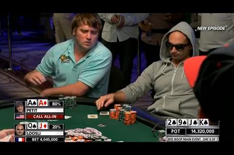 VIDEO: Így állt össze az idei póker-világbajnokság profikkal zsúfolt utolsó három...