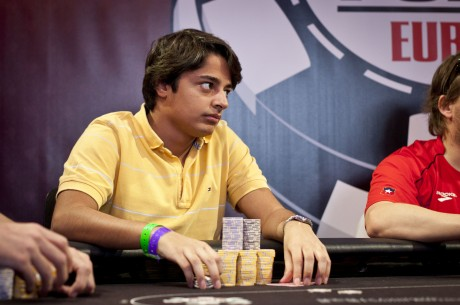 EPT Londres Side Events: Dattani 3º no NLH £2,200; Nanev 7º no PLO £500 e Phounder nas...
