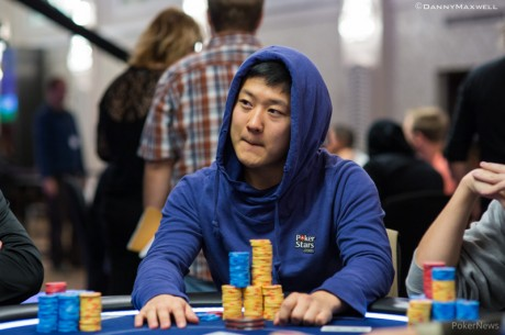 "PokerStars.com EPT London Main Event Day 4: David ""MissOracle"" Yan Leads Final 16"