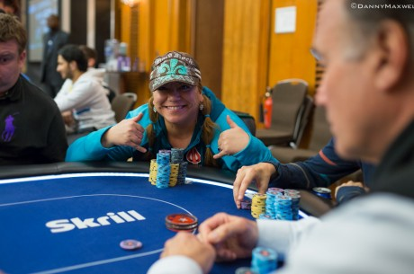 PokerStars.com EPT London High Roller Day 1: Sabini Leads; Mercier and Buchanan Near Top