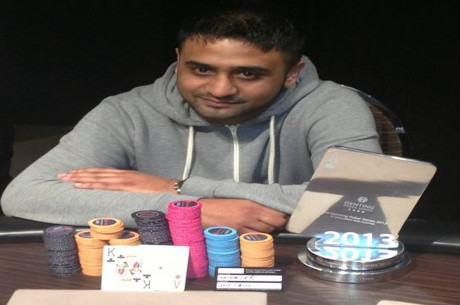 Makka Hussain Leads the GPS Edinburgh Main Event After Day 1A