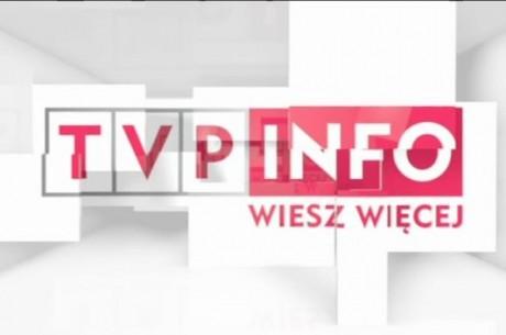 O absurdach ustawy hazardowej na TVP Info