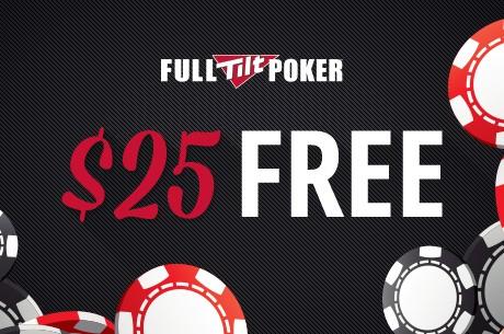 $25 gratis bei Full Tilt Poker - MTOPS mit Gus Hansen und Viktor Blom spielen
