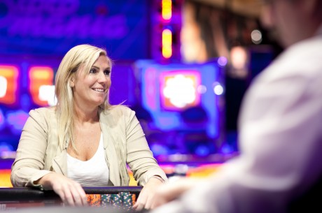2013 WSOP Europe Day 1: Glazier Eyes First Bracelet in Ladies Event