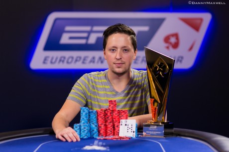 Jason Lavallee wygrywa PokerStars.com European Poker Tour Londyn High Roller - £357,700