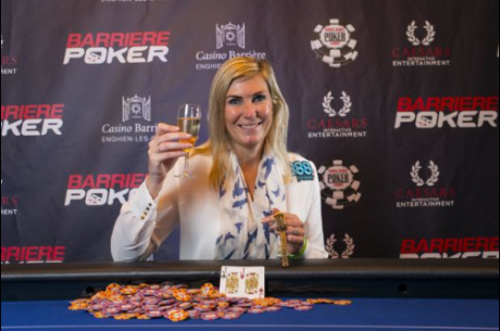 2013 WSOP Europe: Jackie Glazier je Osvojila Ladies Event