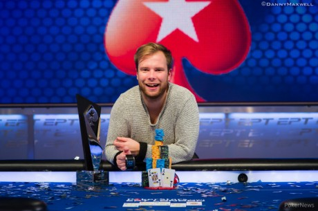 Robin Ylitalo vyhrál PokerStars.com EPT London Main Event za £560,980