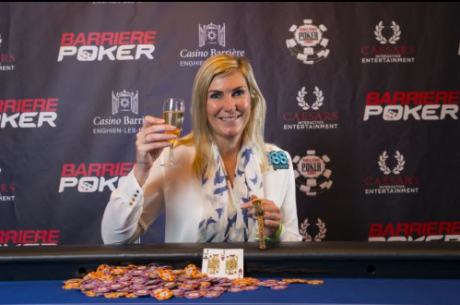 2013 WSOP Europe: Jackie Glazier wygrywa Ladies Event