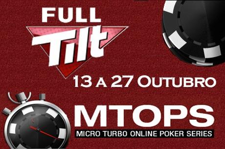 Lusos Brilham no Dia 1 das MTOPS na Full Tilt Poker