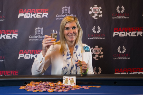Jackie Glazier Earns First 2013 WSOP Europe Bracelet in Ladies Event