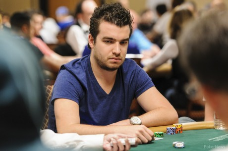Wyniki majrosów na FTP i PokerStars, Chris Moorman znów z Triple Crown!