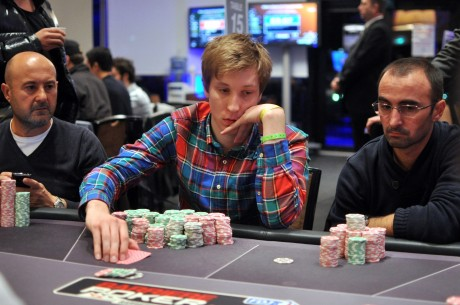 2013 WSOP Europe Day 4: Johansson Leads Entering Event #2 Final Table, and More
