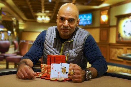 Zal Irani Wins World Series of Poker Circuit Horseshoe Southern Indiana for $106,103