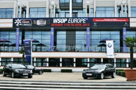 WSOP Europe 2013 : путівник по місту Енгіен -ле - Бен