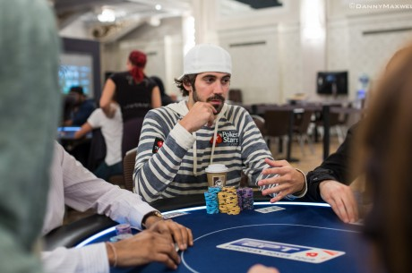 WSOP Europe: Jason Mercier prie finalinio stalo