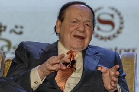 """La última de Sheldon Adelson: una encuesta propia demuestra la """"universal..."""