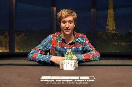 Johansson, Stojanovic, and Ausmus Latest Bracelet Winners at 2013 WSOP Europe