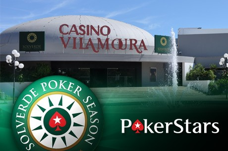 Satélites Solverde #11 (Vilamoura) a Decorrer na PokerStars