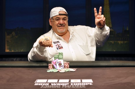 2013 WSOP Europe Day 8: Roger Hairabedian Defeats Erik Seidel Heads Up in Event #5