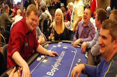 Huge Turnout for Day 1B of the 2013 IPO Dublin; Darren Millar Leads