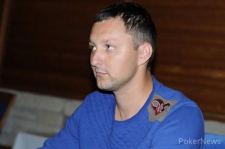 """Neividas Biriukovas sėkmingai startavo """"International Poker Open"""" pagrindiniame turnyre"""