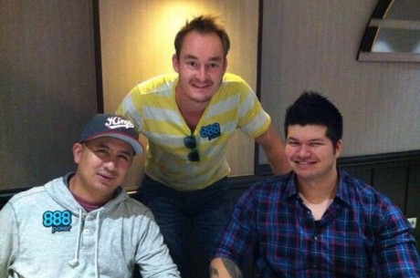 WSOP Europe Main Event: Brummelhuis & Berende exit, Tjauw Foe en Aydin naar Dag 2