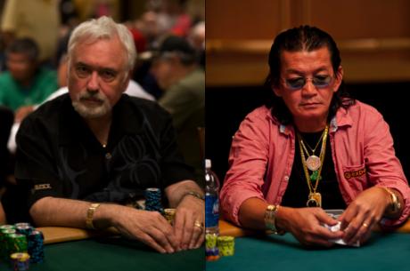 Tom McEvoy & Scotty Nguyen Entram no Poker Hall of Fame