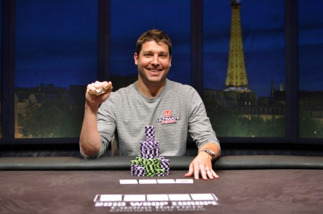 2013 WSOP Europe: Ausmus on Winning His First Bracelet, Cash vs. Tournaments, and More