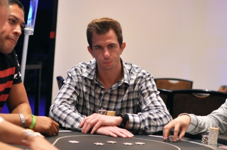 2013 WSOP Europe: Shannon Shorr is a Man With a Plan, and He's Playing With Confidence