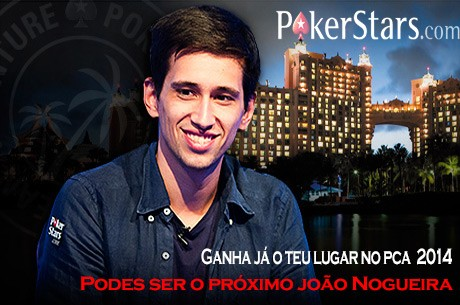 Qualifica-te já para o PokerStars Caribbean Adventure 2014