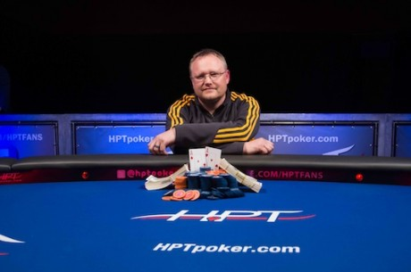 "Reginald ""Shawn"" Roberts Takes Down Indigo Sky Casino to Become Two-Time HPT Champion"