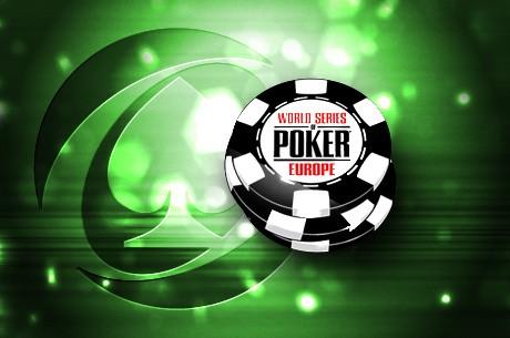 2013 WSOP Europe: Marcin Wydrowski w kasie Main Eventu [Na żywo]