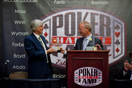 Five Thoughts: 2013 Class of the Poker Hall of Fame, WSOPE Winners, and More