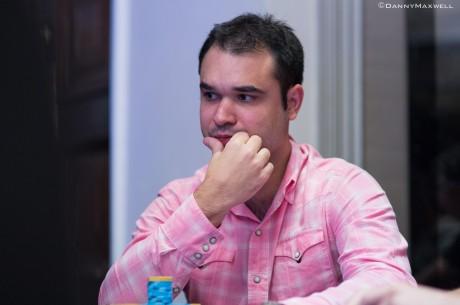 WSOPE 2013: Ariel Bahia em Prova no Main Event, Mateos Lidera