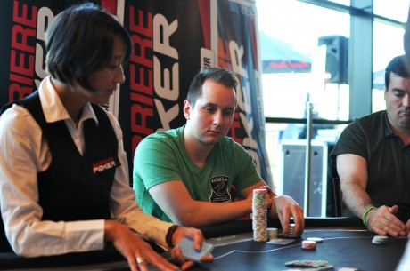 2013 WSOPE: El November Niner Marc McLaughlin habla sobre su preparación para la Final Table