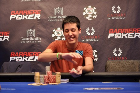 2013 WSOP Europe Day 13: Main Event Final Six Set; Gruissem Leads High Roller