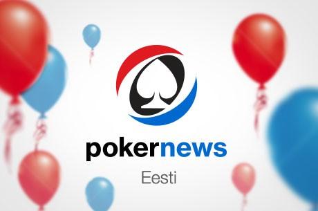 Pokkeriportaal PokerNews.ee sai 7-aastaseks!