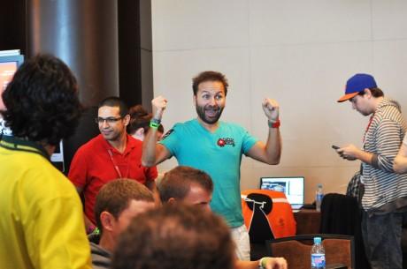 Daniel Negreanu Wins the 2013 WSOP Player of the Year Award